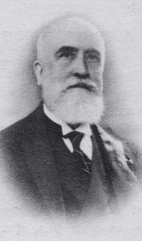 Burggraaf Joseph Du Parc (1871-1951) bracht de geestelijken van Sint Viator in contact met Graaf Max De Renesse