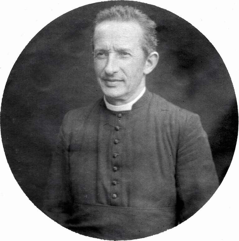 E.H. Jozef Nelo (1856-1928), uitvoerder van het testament van E.H. Josef Ten Grootenhuysen