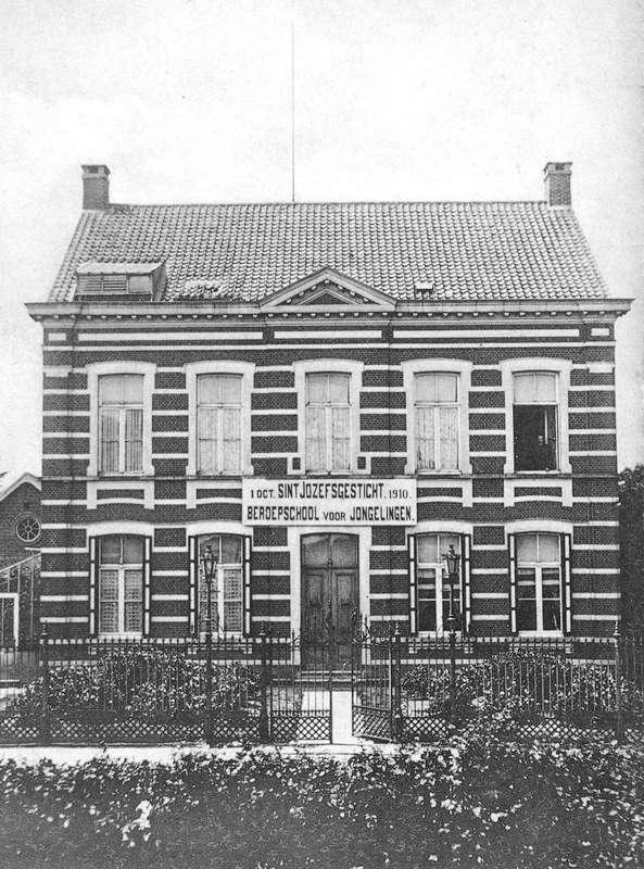 Het Sint-Jozefsgesticht (1910)
