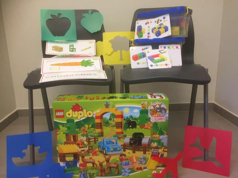 Speelgoed voor de kleuterschool
